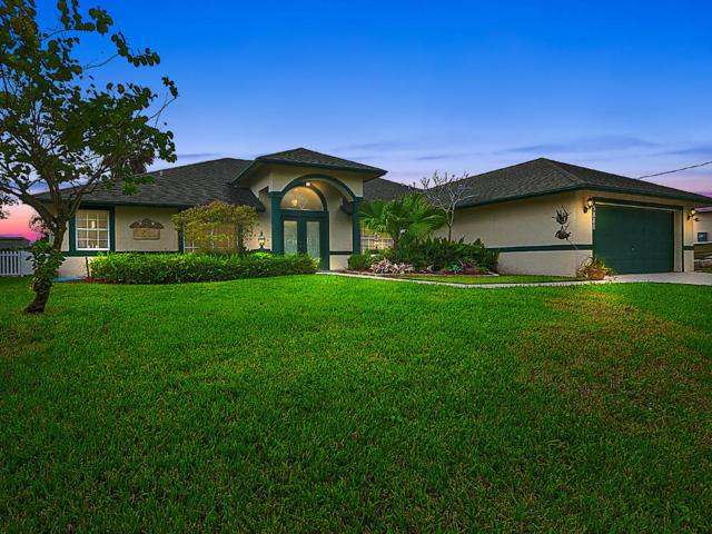 5888 NW Favian Avenue, Port Saint Lucie, FL 34986 (#RX-10482496) :: The Reynolds Team/Treasure Coast Sotheby's International Realty