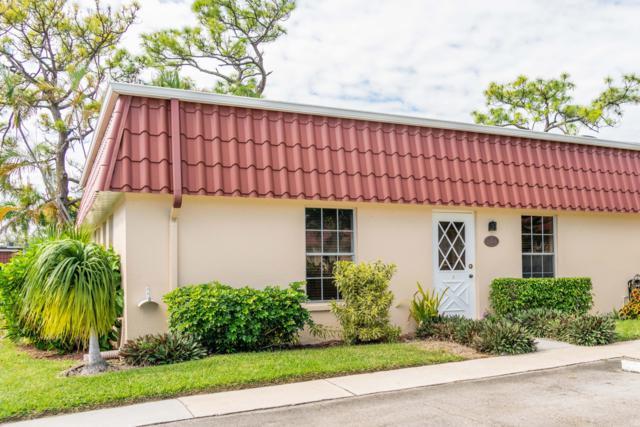 257 Cape Cod Circle A, Lake Worth, FL 33467 (#RX-10482580) :: Ryan Jennings Group
