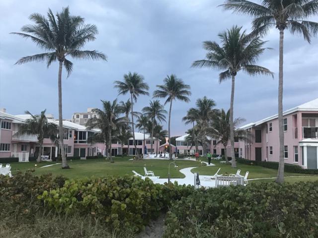 1877 S Ocean Boulevard J, Delray Beach, FL 33483 (#RX-10482748) :: Ryan Jennings Group