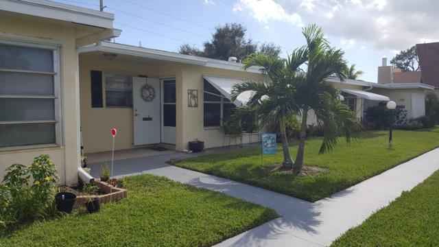 100 Bayview Avenue B, Boynton Beach, FL 33435 (#RX-10482776) :: Ryan Jennings Group