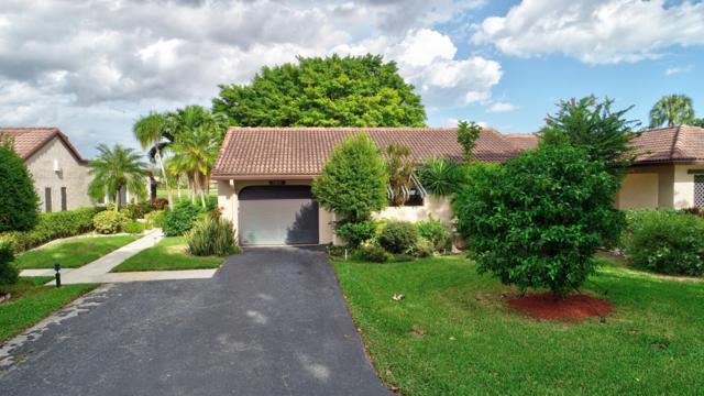 9310 Vista Del Lago 1-A, Boca Raton, FL 33428 (MLS #RX-10482808) :: EWM Realty International