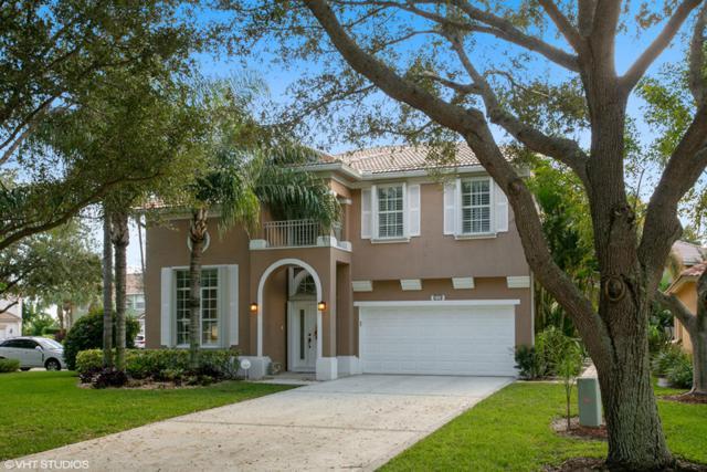 1200 Egret Circle S, Jupiter, FL 33458 (#RX-10482873) :: The Reynolds Team/Treasure Coast Sotheby's International Realty
