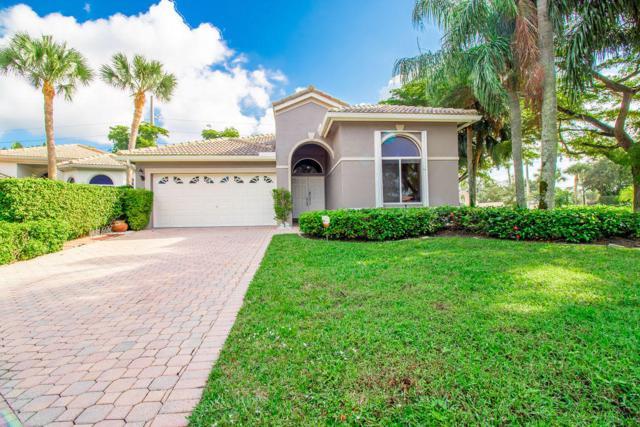 16764 Madrid Court, Delray Beach, FL 33484 (MLS #RX-10483070) :: Castelli Real Estate Services