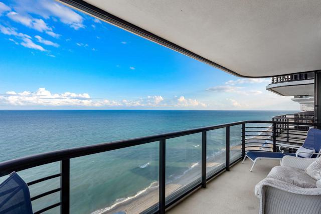 250 S Ocean Boulevard 16-G, Boca Raton, FL 33432 (MLS #RX-10483183) :: The Paiz Group