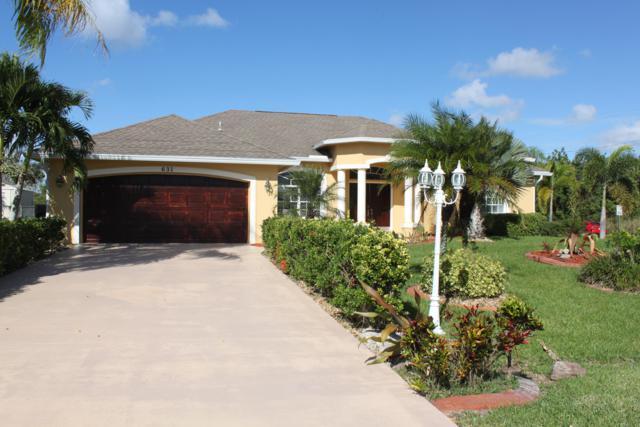 631 SW Paar Drive, Port Saint Lucie, FL 34953 (MLS #RX-10483236) :: Castelli Real Estate Services
