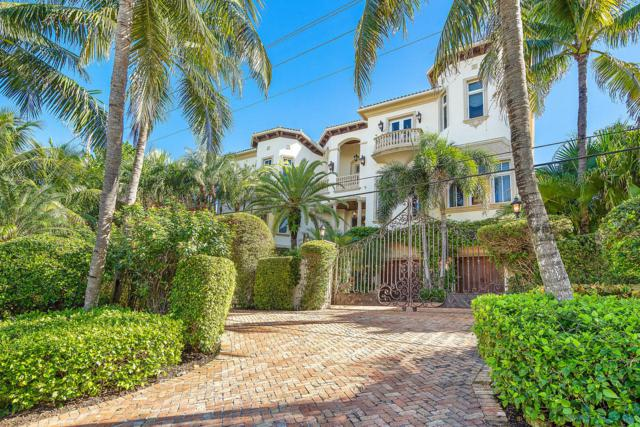 4117 S Ocean Boulevard, Highland Beach, FL 33487 (#RX-10483353) :: The Reynolds Team/Treasure Coast Sotheby's International Realty