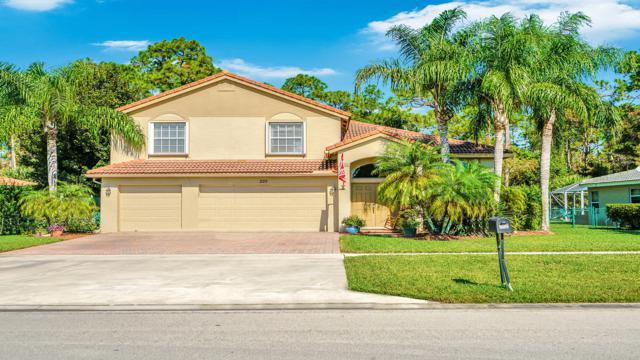 225 Park Road N, Royal Palm Beach, FL 33411 (#RX-10483595) :: The Reynolds Team/Treasure Coast Sotheby's International Realty