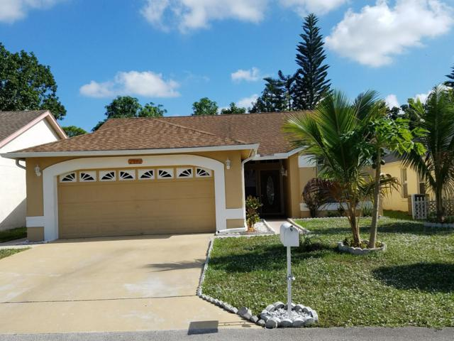2810 Foxhall Drive E, West Palm Beach, FL 33417 (#RX-10484274) :: The Reynolds Team/Treasure Coast Sotheby's International Realty