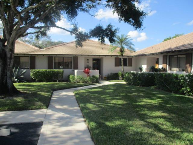 105 Club Drive, Palm Beach Gardens, FL 33418 (MLS #RX-10484386) :: Berkshire Hathaway HomeServices EWM Realty