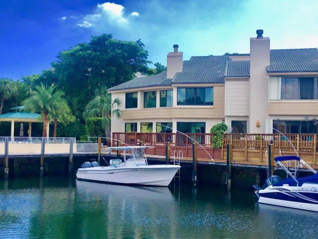 1135 Boca Cove Lane, Highland Beach, FL 33487 (MLS #RX-10484518) :: Berkshire Hathaway HomeServices EWM Realty