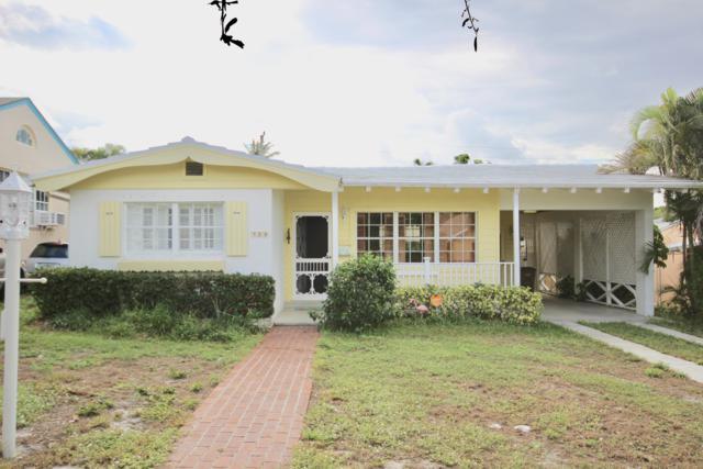 728 Flamingo Drive, West Palm Beach, FL 33401 (#RX-10485136) :: The Reynolds Team/Treasure Coast Sotheby's International Realty