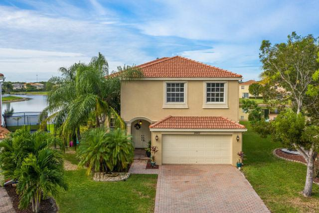 2667 Sawyer Terrace, Wellington, FL 33414 (MLS #RX-10485156) :: Castelli Real Estate Services