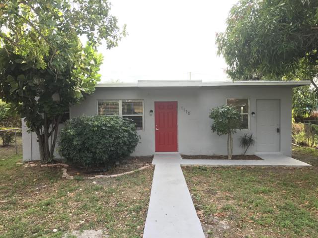 1116 19th Street, West Palm Beach, FL 33407 (#RX-10485379) :: The Reynolds Team/Treasure Coast Sotheby's International Realty