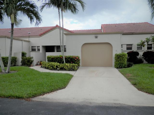 5874 Parkwalk Circle W, Boynton Beach, FL 33472 (#RX-10485506) :: The Reynolds Team/Treasure Coast Sotheby's International Realty