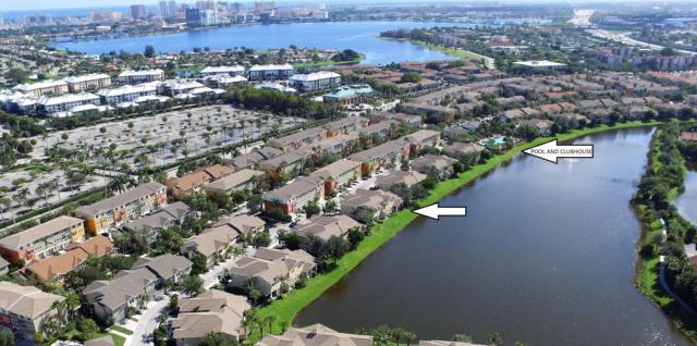 881 Marina Del Ray Lane #1, West Palm Beach, FL 33401 (MLS #RX-10486441) :: Castelli Real Estate Services