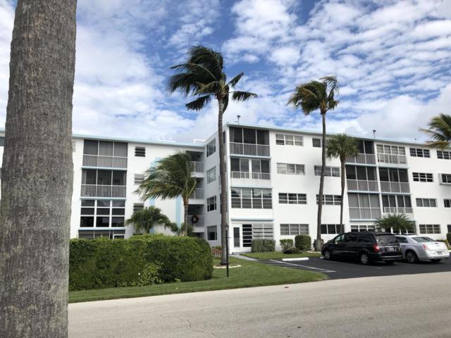 3221 NE 8th Street #401, Pompano Beach, FL 33062 (MLS #RX-10486589) :: Castelli Real Estate Services