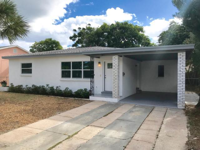 141 W 35th Street, Riviera Beach, FL 33404 (#RX-10486769) :: The Reynolds Team/Treasure Coast Sotheby's International Realty