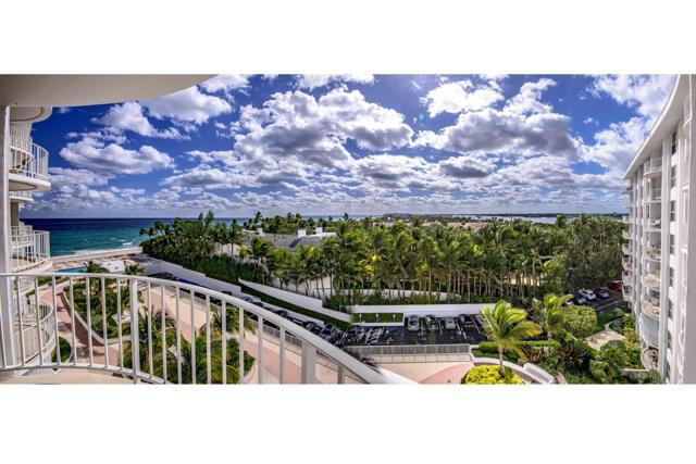 2295 S Ocean Boulevard #706, Palm Beach, FL 33480 (#RX-10487078) :: The Rizzuto Woodman Team