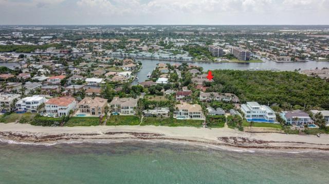 1115 Highland Beach Drive #3, Highland Beach, FL 33487 (#RX-10488093) :: The Reynolds Team/Treasure Coast Sotheby's International Realty