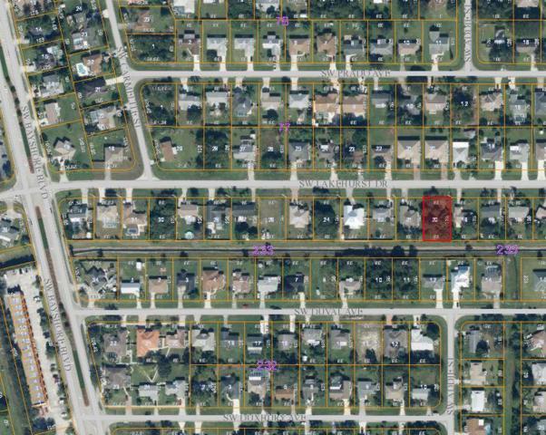 650 SW Lakehurst Drive, Port Saint Lucie, FL 34983 (MLS #RX-10489496) :: Berkshire Hathaway HomeServices EWM Realty