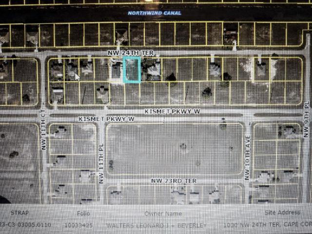 1030 NW 24 Terrace, Cape Coral, FL 33993 (#RX-10490350) :: Weichert, Realtors® - True Quality Service