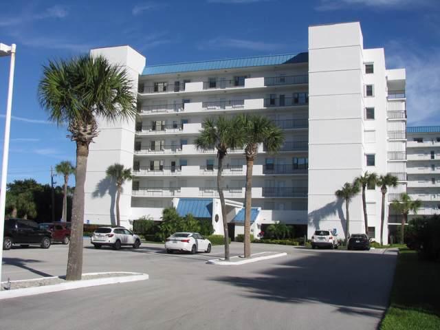 5163 N Highway A1a #418, Hutchinson Island, FL 34949 (#RX-10491207) :: Ryan Jennings Group