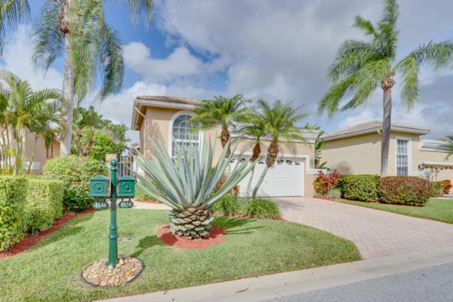 4550 Carlton Golf Drive, Lake Worth, FL 33449 (MLS #RX-10491381) :: Berkshire Hathaway HomeServices EWM Realty
