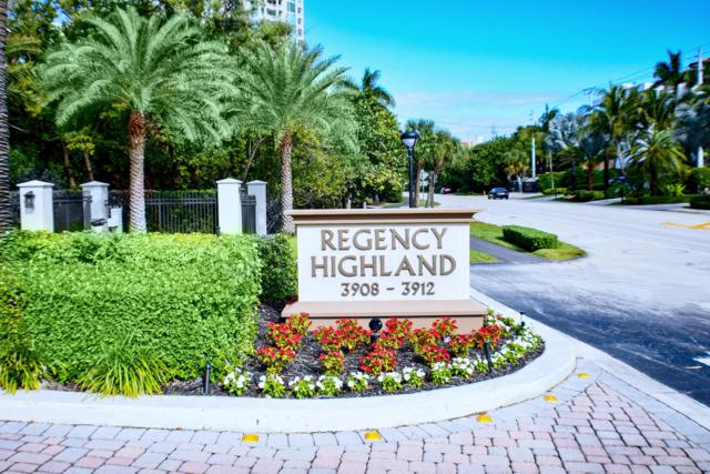3908 S Ocean Boulevard T-6, Highland Beach, FL 33487 (MLS #RX-10491449) :: Berkshire Hathaway HomeServices EWM Realty