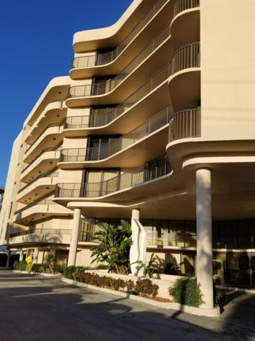 3610 S Ocean Boulevard #510, South Palm Beach, FL 33480 (#RX-10491979) :: Blue to Green Realty