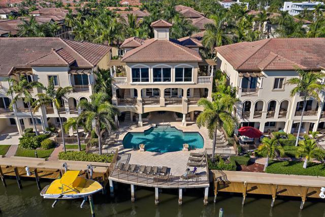 3022 Waterside Circle, Boynton Beach, FL 33435 (MLS #RX-10492725) :: EWM Realty International