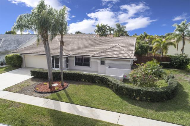 9290 Laurel Green Drive, Boynton Beach, FL 33437 (#RX-10493913) :: The Reynolds Team/Treasure Coast Sotheby's International Realty