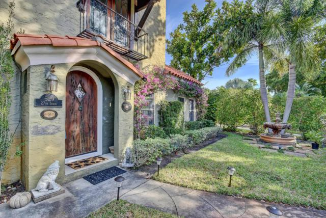 529 27th Street, West Palm Beach, FL 33407 (#RX-10494052) :: Ryan Jennings Group