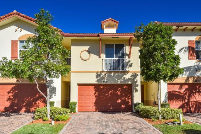 4719 N Prive Circle, Delray Beach, FL 33445 (#RX-10494500) :: Weichert, Realtors® - True Quality Service