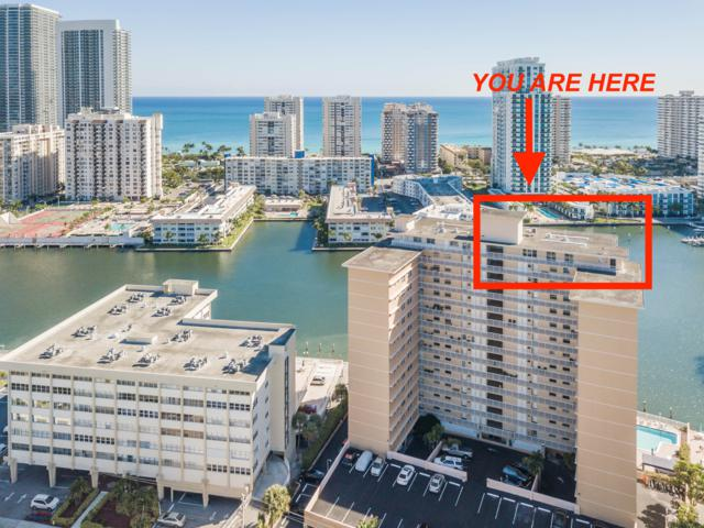 121 Golden Isles Drive Rgd, Hallandale Beach, FL 33009 (MLS #RX-10494501) :: Castelli Real Estate Services