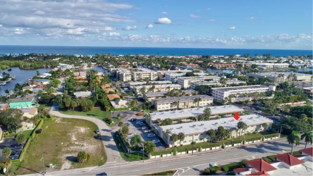 600 Snug Harbor Drive A14, Boynton Beach, FL 33435 (#RX-10494824) :: Ryan Jennings Group