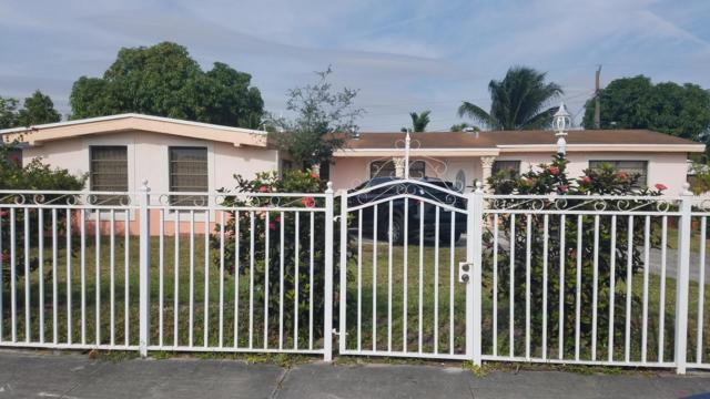 2035 NW 192nd Terrace, Miami Gardens, FL 33056 (#RX-10494992) :: Ryan Jennings Group