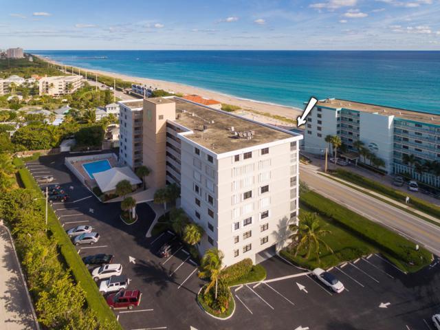 911 Ocean Drive #801, Juno Beach, FL 33408 (#RX-10495254) :: Blue to Green Realty