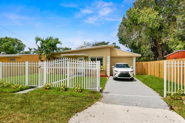 1305 Chateau Park Drive, Fort Lauderdale, FL 33311 (#RX-10495421) :: Michael Kaufman Real Estate