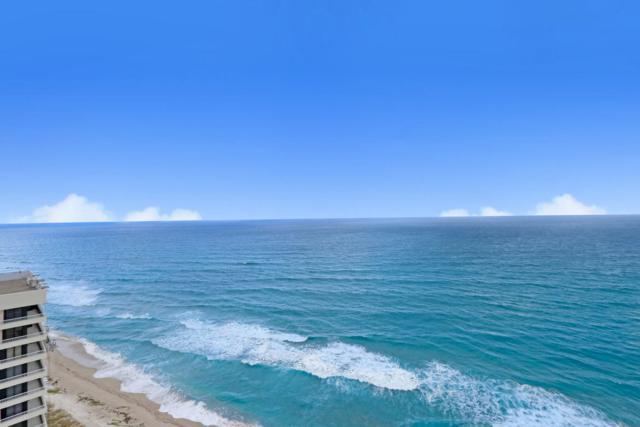 5200 N Ocean Drive #2103, Singer Island, FL 33404 (#RX-10495426) :: Blue to Green Realty