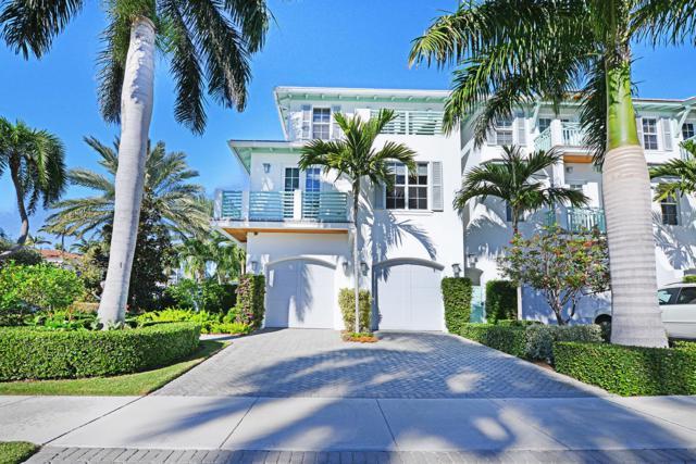 1011 Ingraham Avenue A, Delray Beach, FL 33483 (#RX-10495630) :: Ryan Jennings Group