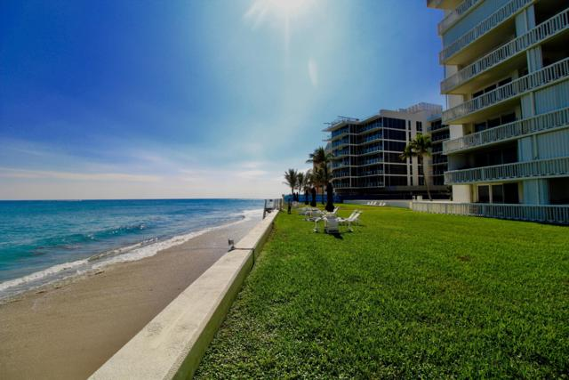 3570 S Ocean Boulevard #205, South Palm Beach, FL 33480 (#RX-10495942) :: Blue to Green Realty