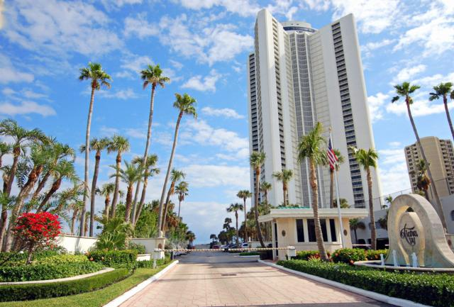 3000 North Ocean Drive 2-A, Singer Island, FL 33404 (#RX-10496313) :: Blue to Green Realty