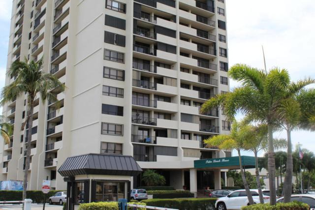 5600 N Flagler Drive #702, West Palm Beach, FL 33407 (#RX-10496344) :: Blue to Green Realty