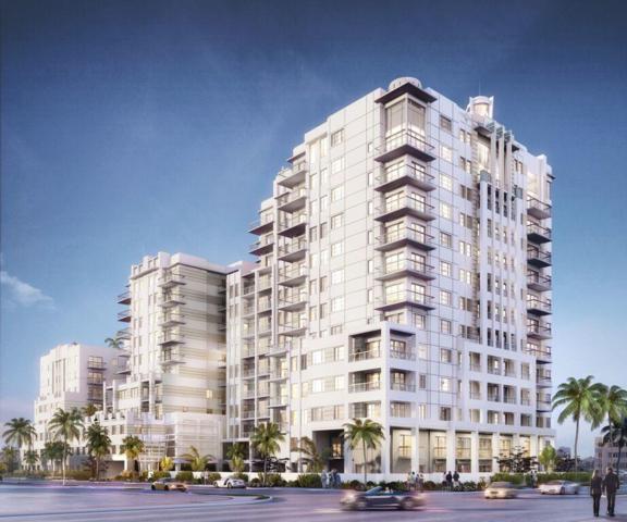 155 E Boca Raton Road #826, Boca Raton, FL 33432 (MLS #RX-10496568) :: EWM Realty International