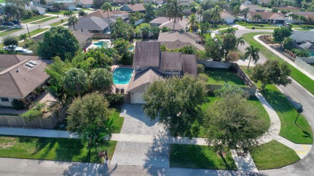 4140 Woods End Road, Boca Raton, FL 33487 (#RX-10496691) :: The Reynolds Team/Treasure Coast Sotheby's International Realty