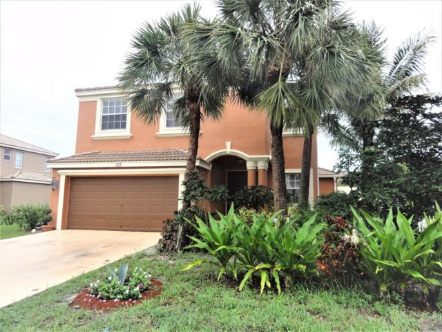 125 Saratoga Boulevard W, Royal Palm Beach, FL 33411 (#RX-10496794) :: Blue to Green Realty