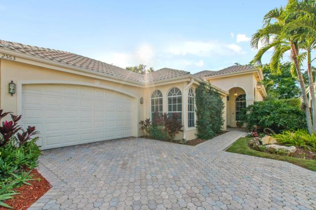 2563 Players Court, Wellington, FL 33414 (#RX-10496863) :: Blue to Green Realty