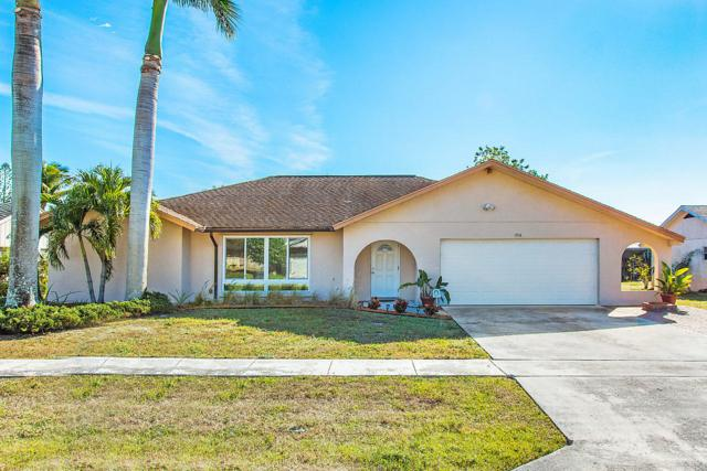 1516 Wyndcliff Drive, Wellington, FL 33414 (#RX-10496895) :: Blue to Green Realty