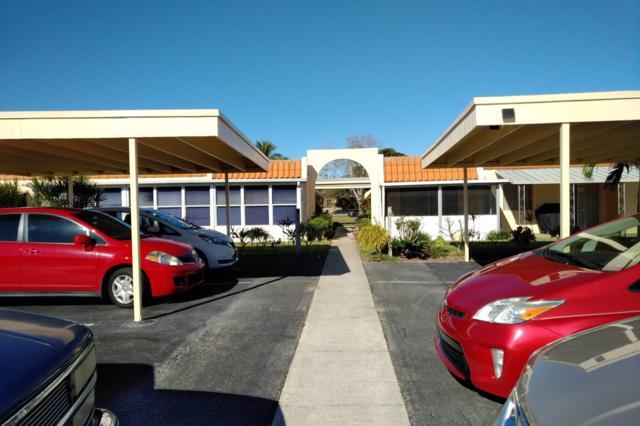 3061 Meridian Way N #2, Palm Beach Gardens, FL 33410 (#RX-10496902) :: Blue to Green Realty