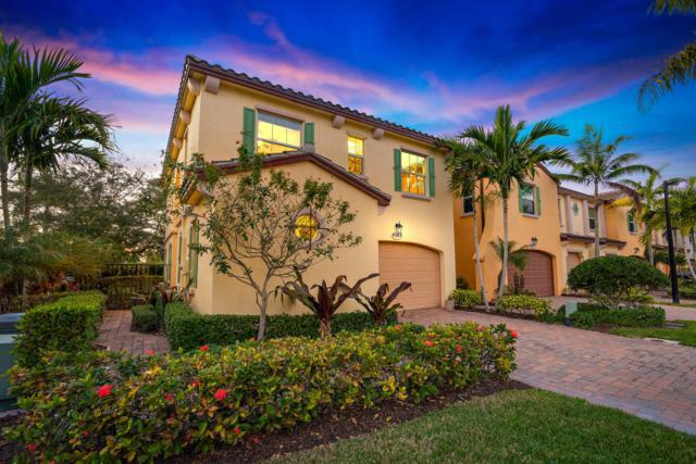 4503 Mediterranean Circle, Palm Beach Gardens, FL 33418 (#RX-10496964) :: Blue to Green Realty